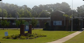 Pecan Park school exterior photo